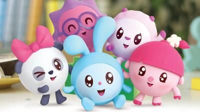BabyRiki five characters